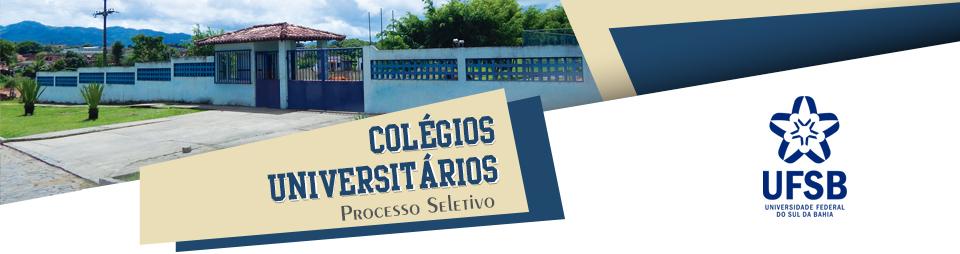 Colégios Universitários