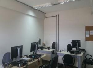 Bloco administrativo faz parte das melhorias recentes no Campus (crédito: Eduarda Lopes)