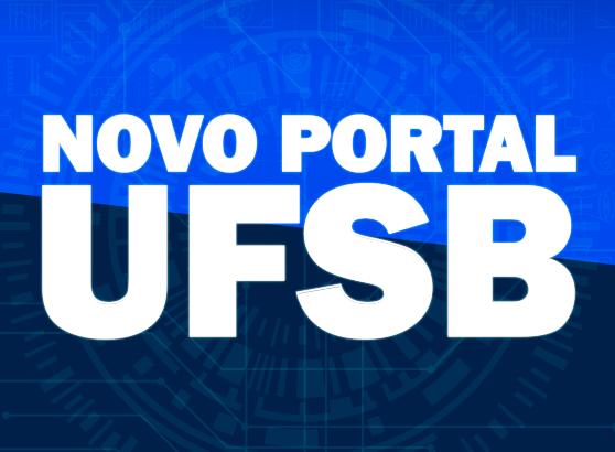 Novo Portal UFSB