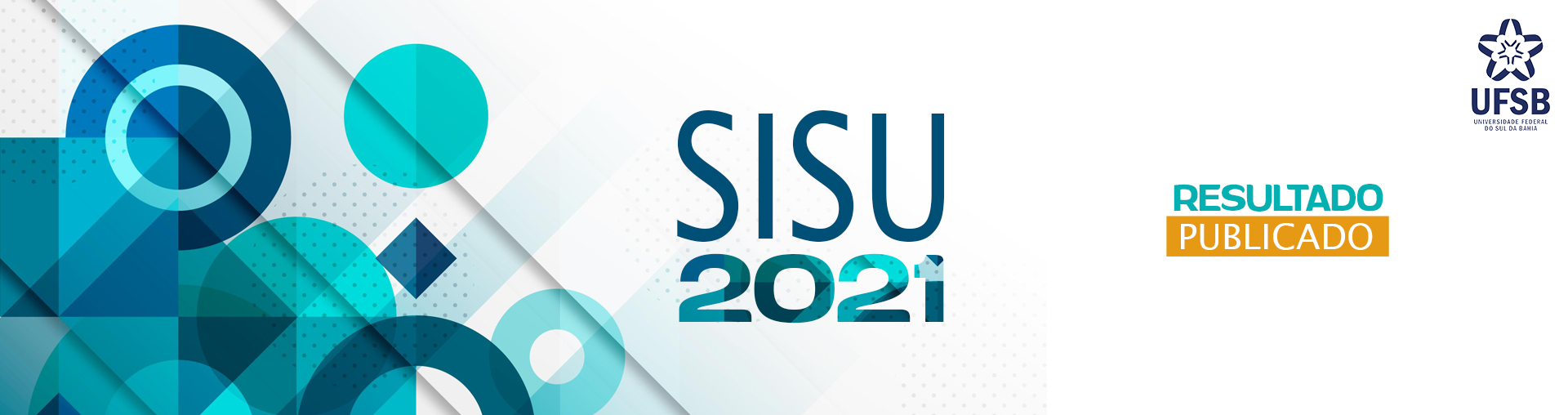Processo Seletivo UFSB SISU 2021
